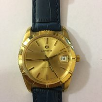 Lorenz Yellow gold 36mm Automatic pre-owned