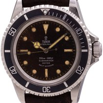 Tudor 7928 Steel 1966 Submariner 40mm pre-owned United States of America, California, West Hollywood