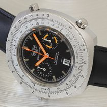 Heuer Calculator - Fully serviced at the Manufactory
