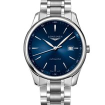 Longines L2.893.4.92.6 2019 Master Collection new United States of America, Iowa