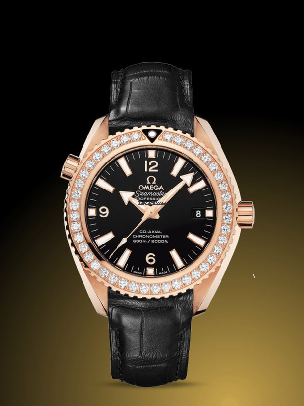 8a070895214 Omega Seamaster Planet Ocean Red gold - all prices for Omega Seamaster  Planet Ocean Red gold watches on Chrono24