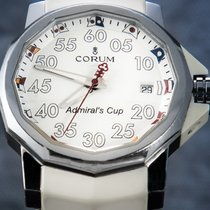 Corum Steel 40mm Automatic 082-961-20-f379 pre-owned