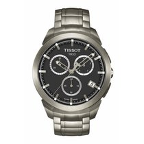 Tissot Cronograf 43mm Cuart 2018 nou T-Sport (Submodel) Gri
