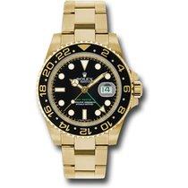 Rolex GMT-Master II 116718 new