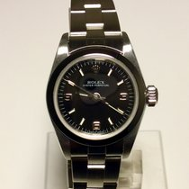 Rolex Oyster Perpetual (Submodel) brugt Stål