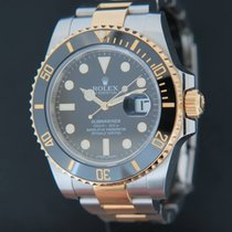 Rolex Submariner Date Gold/Steel 116613LN