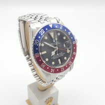 Rolex 1675 Staal 1966 GMT-Master 40mm tweedehands