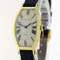 Cartier Tonneau Gelbgold