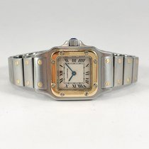 Cartier Gold/Steel 24mm Quartz W20012C4 pre-owned Finland, HELSINKI