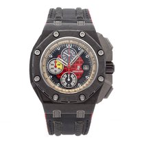 Audemars Piguet Royal Oak Offshore Grand Prix Cerámica 44mm Negro Sin cifras