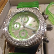 Technomarine TechnoDiamond Otel 37mm Argint