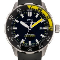 IWC Aquatimer Automatic 2000 nou 2013 Atomat Ceas cu documente originale IW353804