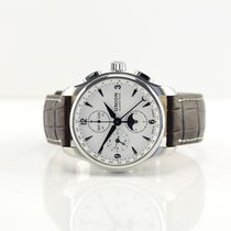 Union Glashütte pre-owned Chronograph 43mm White Sapphire Glass