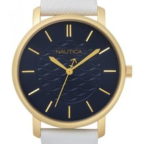 Nautica Women's watch 36mm new Watch with original box and original papers