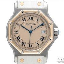 Cartier Santos (submodel) 187902 1998 подержанные