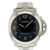 Panerai Luminor Marina 1950 3 Days Automatic Otel 44mm Negru Arabic