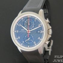 IWC Automatic 45.4mm pre-owned Portuguese Yacht Club Chronograph