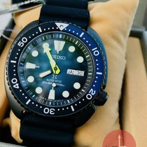 Seiko new Automatic Luminous numerals Luminous hands Rotating Bezel Limited Edition Screw-Down Crown Luminous indices 47mm Steel Mineral Glass