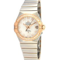 Omega Constellation Ladies 27mm White
