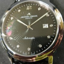 Jacques Lemans Steel 42mm Automatic new