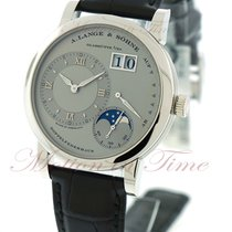 A. Lange & Söhne Platinum 38.5mm Manual winding 109.025 pre-owned United States of America, New York, New York