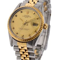 Rolex Used 15053_used_champ_dot 2-Tone Date 34mm - Circa 1980s...