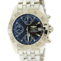 Breitling Chrono Galactic Stahl 38mm