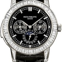 Patek Philippe Minute Repeater Perpetual Calendar Platinum Black United States of America, New York, Brooklyn