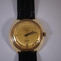 제니트 (Zenith) Captain De Luxe Chronometer 18K
