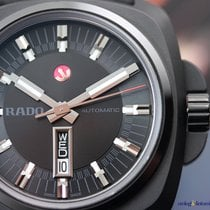 Rado Men's HyperChrome 1616 Automatic XL Black Ceramic on...