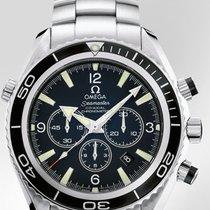 Omega Seamaster Planet Ocean hombres del cronógrafo XL 22105