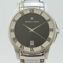 Μορίς Λακρουά (Maurice Lacroix) Miros Quartz Steel 69743