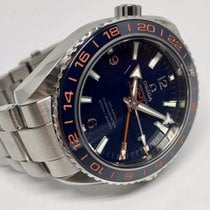 Omega Seamaster Planet Ocean GMT Good Planet 43.5 mm