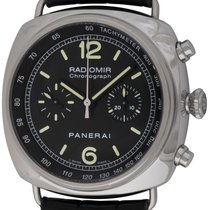 Panerai Radiomir Chronograph PAM 288 Very good Steel 45mm Automatic United States of America, Texas, Austin