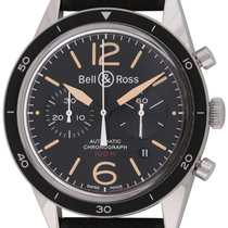 Bell & Ross : BR 126 Sport Heritage Chrono :  BR126-94-SP...