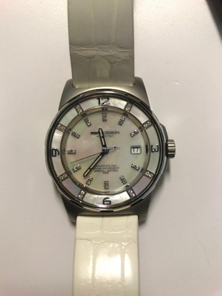 aca9236bdf8 Comprar relógios Momo Design Aço