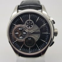 Hamilton Chronograph 44mm Automatic pre-owned Jazzmaster (Submodel) Black