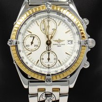 Breitling Windrider Chronomat 40mm D13047 Ss/18k Yellow Gold...