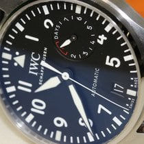 IWC 2017 Big Pilot 46 Neues Modell Full-Set