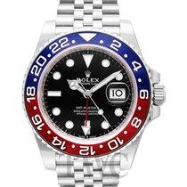 ロレックス 126710blro スチール GMT マスター II