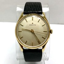Zenith Yellow gold Manual winding pre-owned