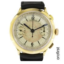Lucien Rochat Oro amarillo 39mm Cuerda manual 8936 usados