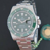 Rolex Submariner Date LV NEW 116610LV