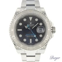 Rolex Yachtmaster 40 Rhodium Dial NEW