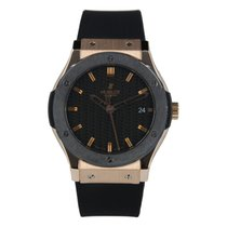 Hublot Classic Fusion 45mm Rose Gold