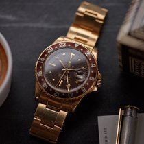 Rolex GMT-Master Concorde 1675/8 yellow gold