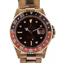 Rolex GMT-Master 16758 1983 pre-owned