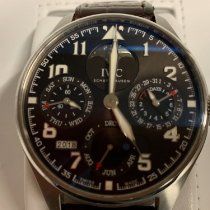 IWC Big Pilot Steel 46mm Brown Arabic numerals United States of America, Oregon, lake Oswego
