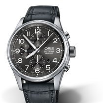 Oris Big Crown ProPilot Chronograph Steel 44mm Grey