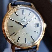 Omega Genève pre-owned 35mm Gold/Steel